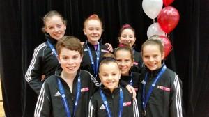 Victorian Championships Level 4 Team